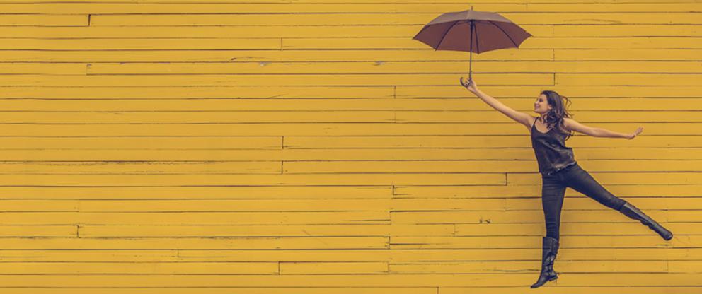 Paraguas promocionales Dono Dare